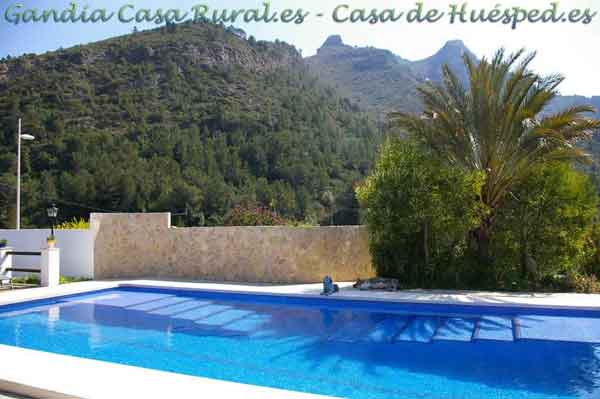Casa rural gandia this is spain - Casa rural manilva ...