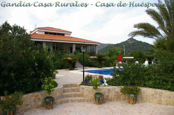 Casa rural gandia this is spain - Casa rural spain ...