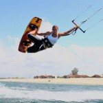 Casa Rural Activities - Kite-Surf