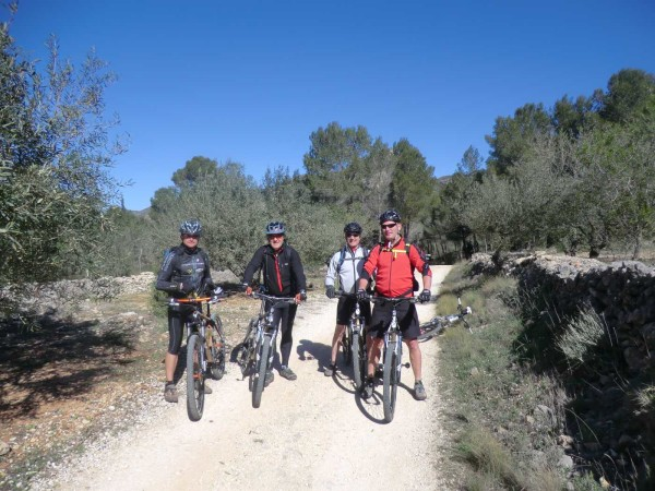 Mountain Biking Trails of Spain