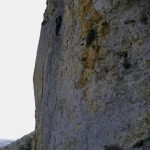 Rock Climbing Bellus Spain