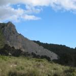 Rock Climbing Aventador Spain
