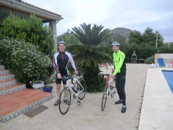 Cycling on the Costa Blanca