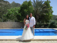 Family Wedding in Spain